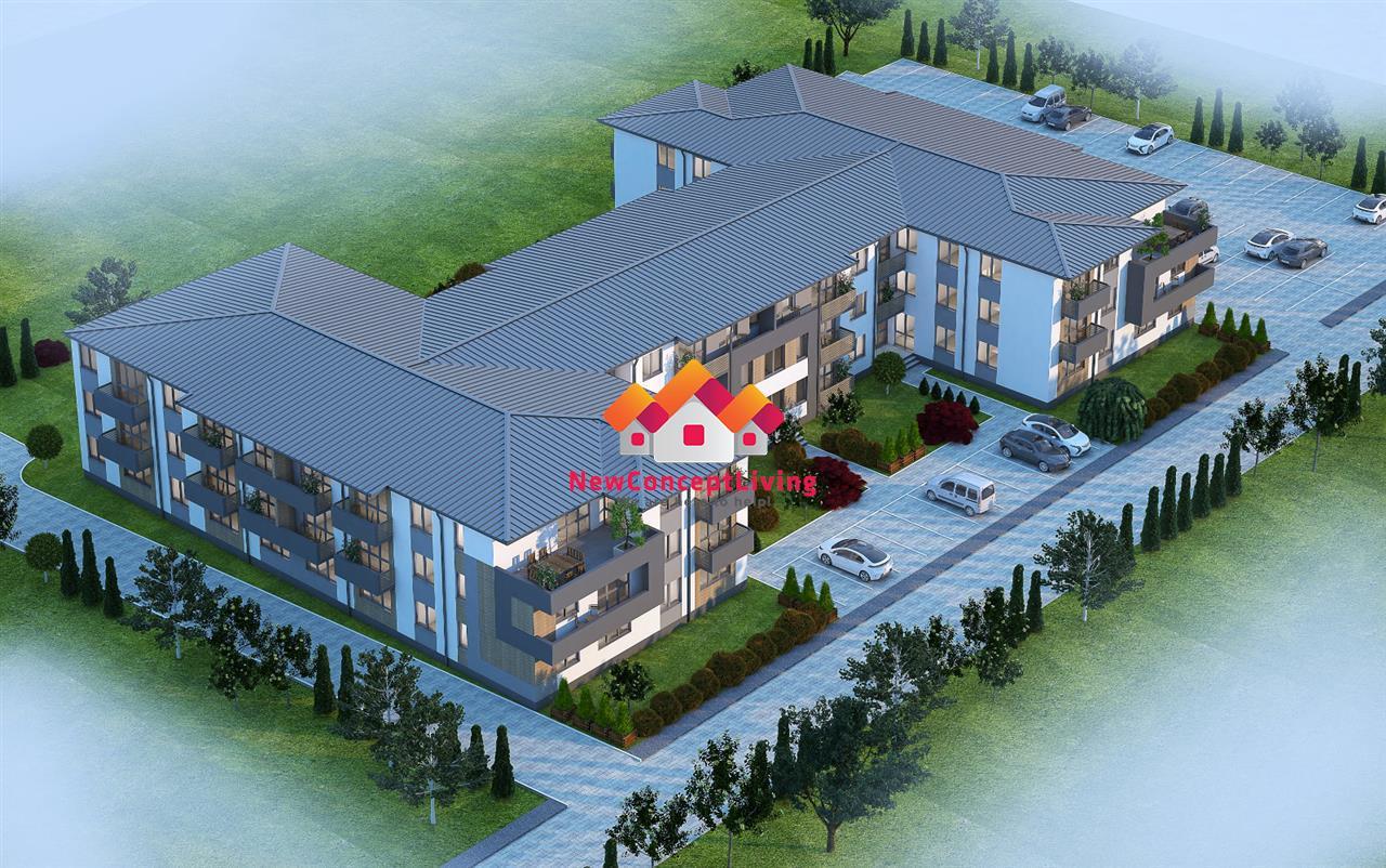 Apartament vanzare SIBIU – 3 camere – etaj intermediar
