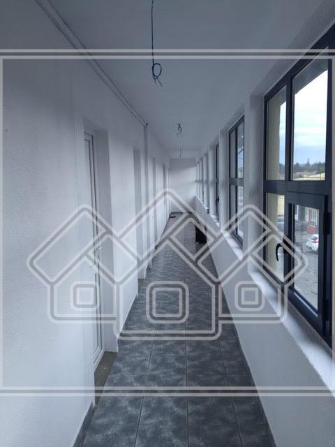 Spatiu birouri de inchiriat in Sibiu -36 mp - reper Complex Alba Iulia