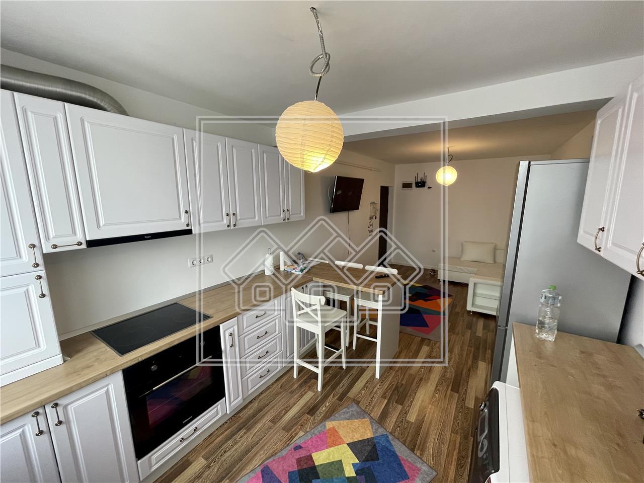 Apartament de inchiriat in Sibiu - 3 camere - Calea Cisnadiei