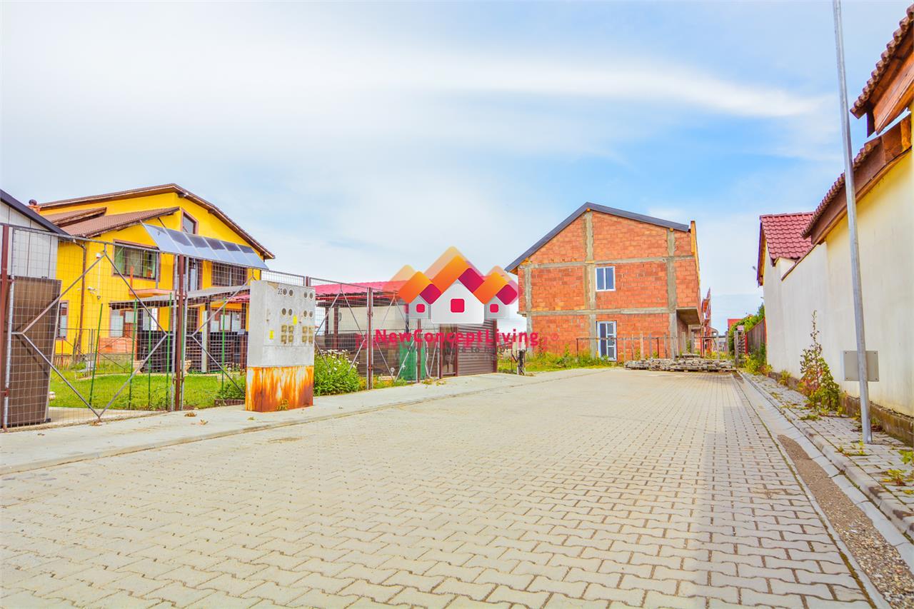Casa de vanzare Sibiu – zona frumoasa + curte 120 mp