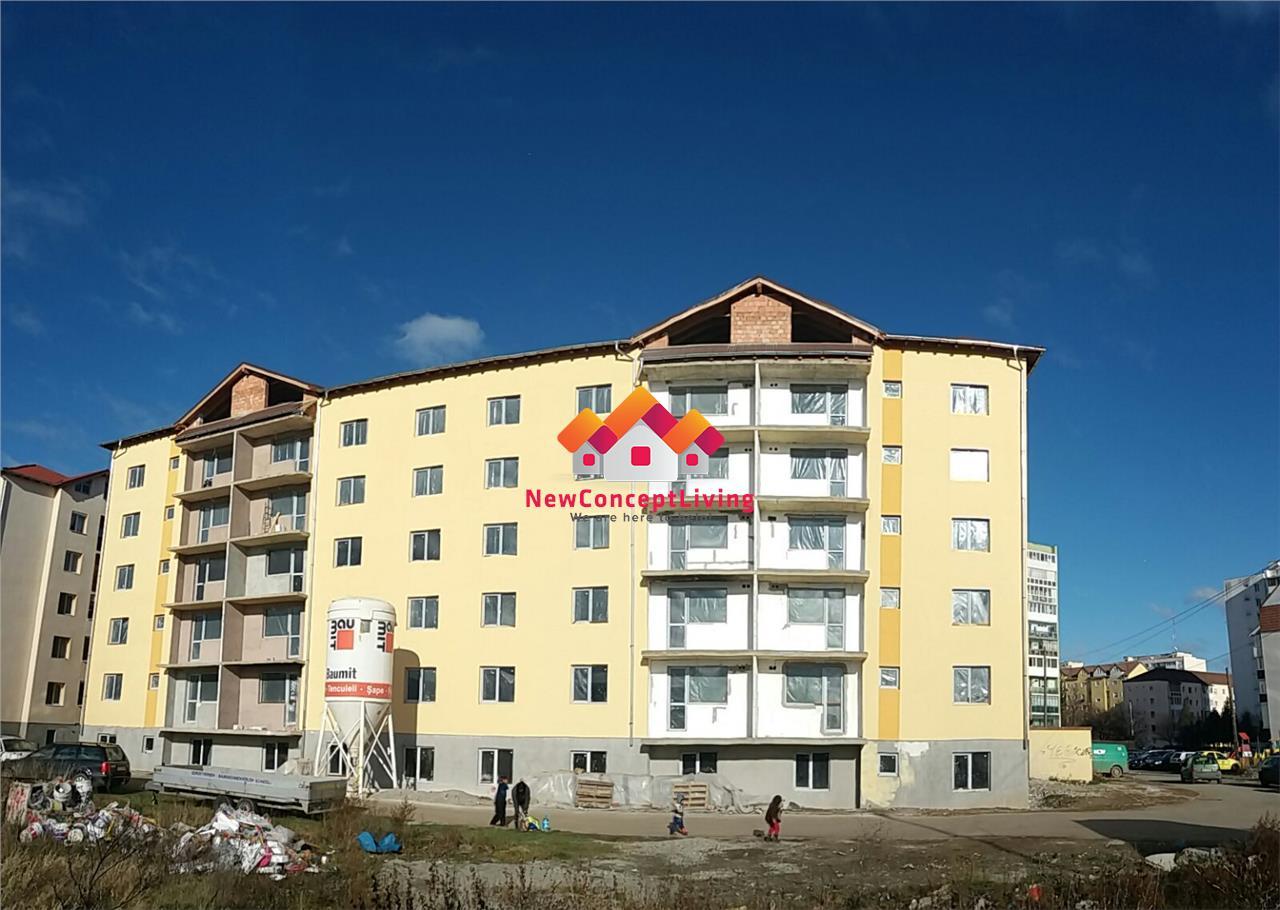 Apartament de vanzare in Sibiu-3 camere-64.89 mp-zona premium