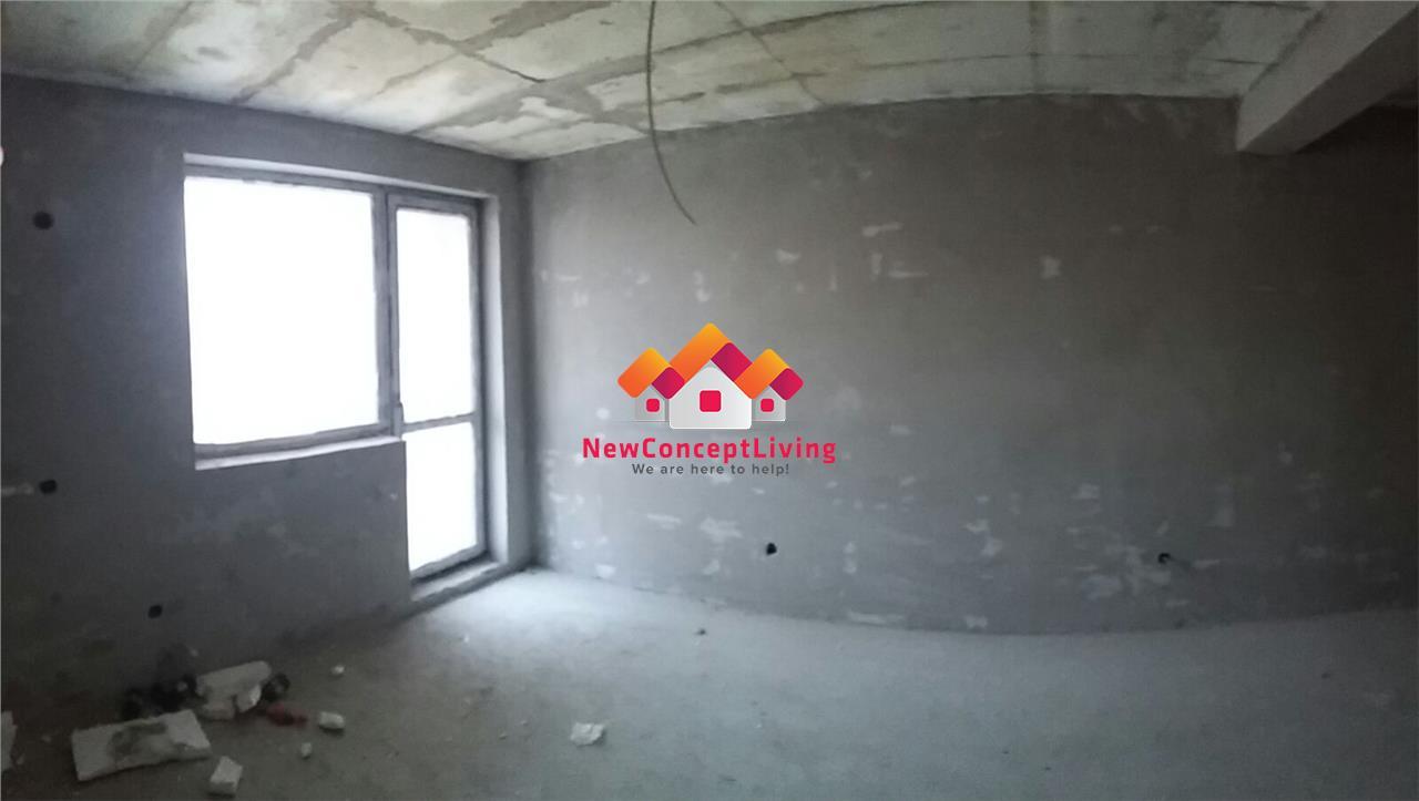 Apartament de vanzare in Sibiu-3 camere-71.60 mp-zona Piata Rahova
