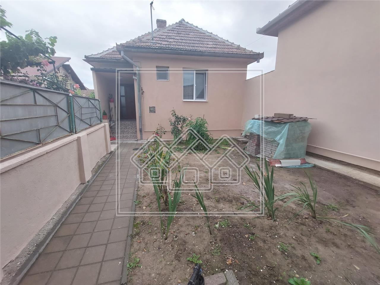 Casa de vanzare in Sibiu - Individuala - Garaj - Zona Lazaret