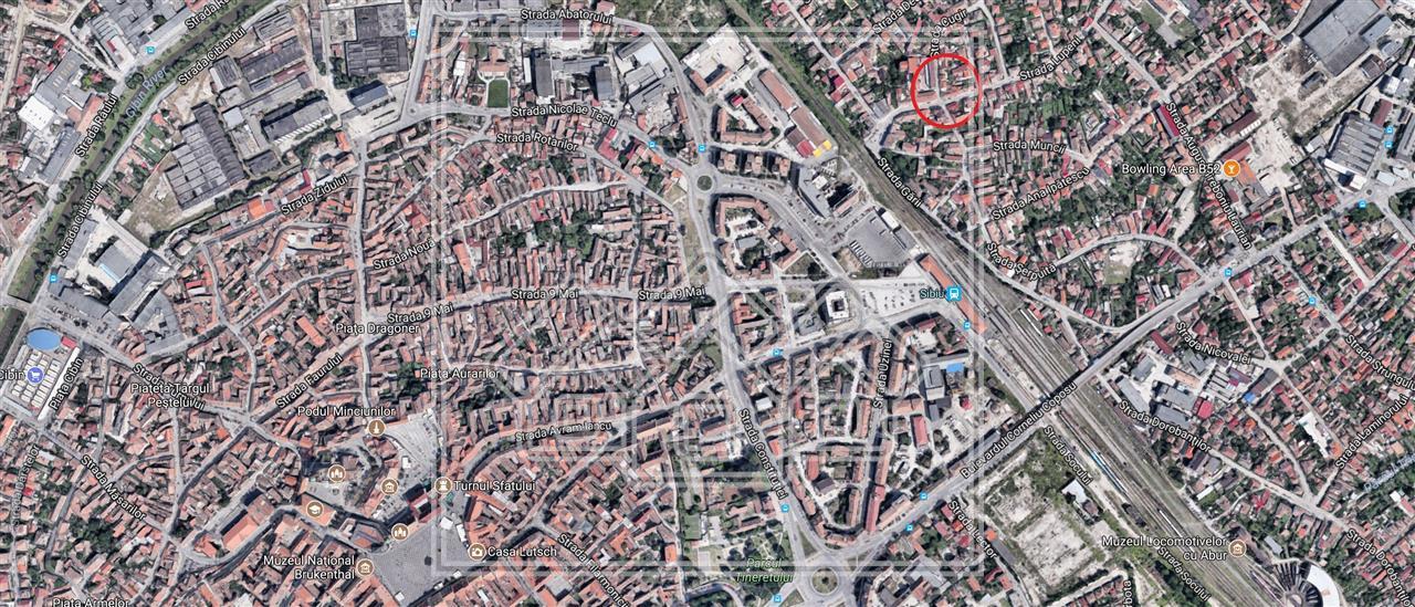 Casa de vanzare in Sibiu - INDIVIDUALA - Zona Centrala