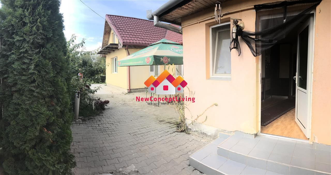 Casa de vanzare in Sibiu - Single - 1000 mp