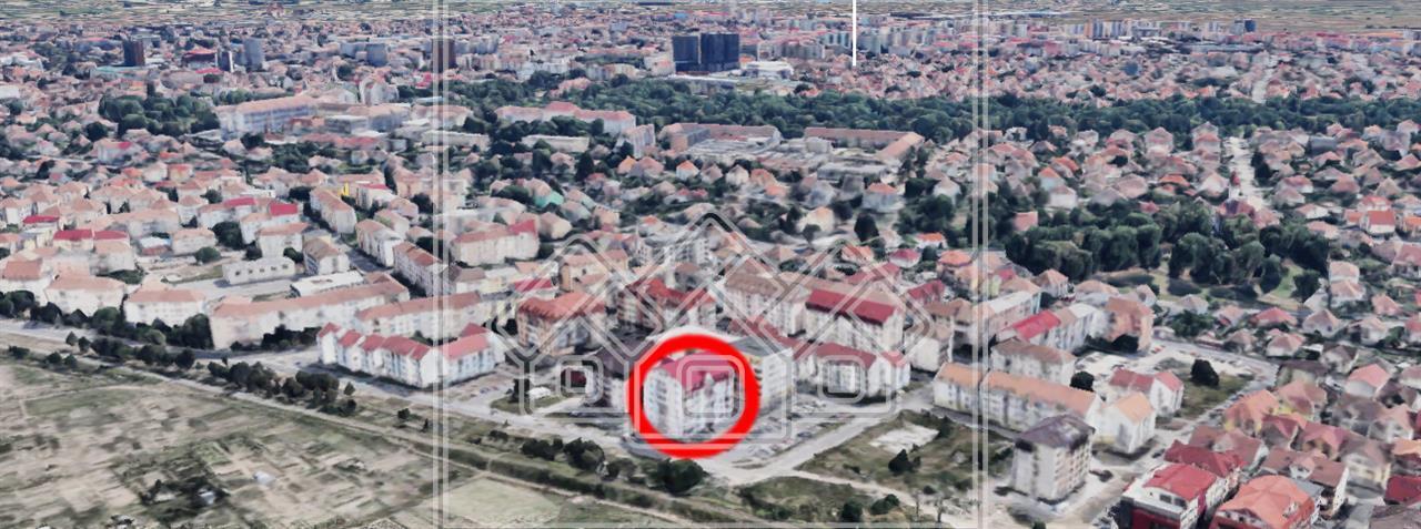 Spatiu comercial de inchiriat in Sibiu - zona Strand