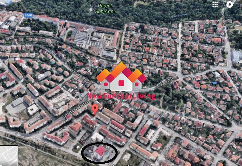 Apartament 2 camere de inchiriat in Sibiu - Zona Strand