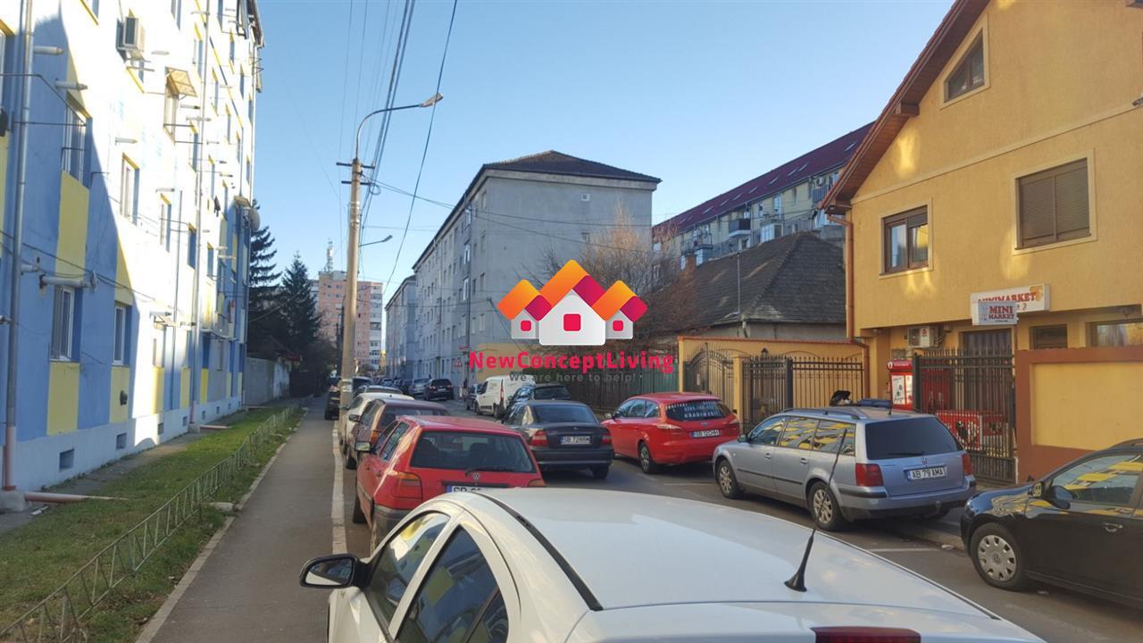 Garsoniera de vanzare in Sibiu - zona VASILE AARON