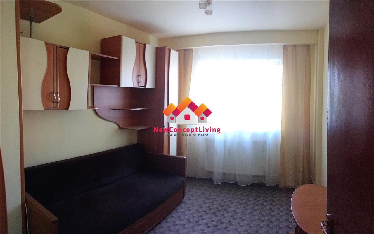 Apartamente de inchiriat in Sibiu, 4 camere, 2 bai, etaj intermediar