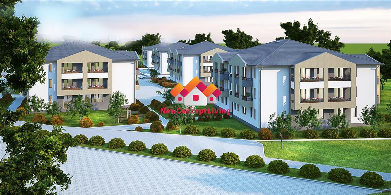 Apartament de vanzare in Sibiu - 2 camere - The Lucky One