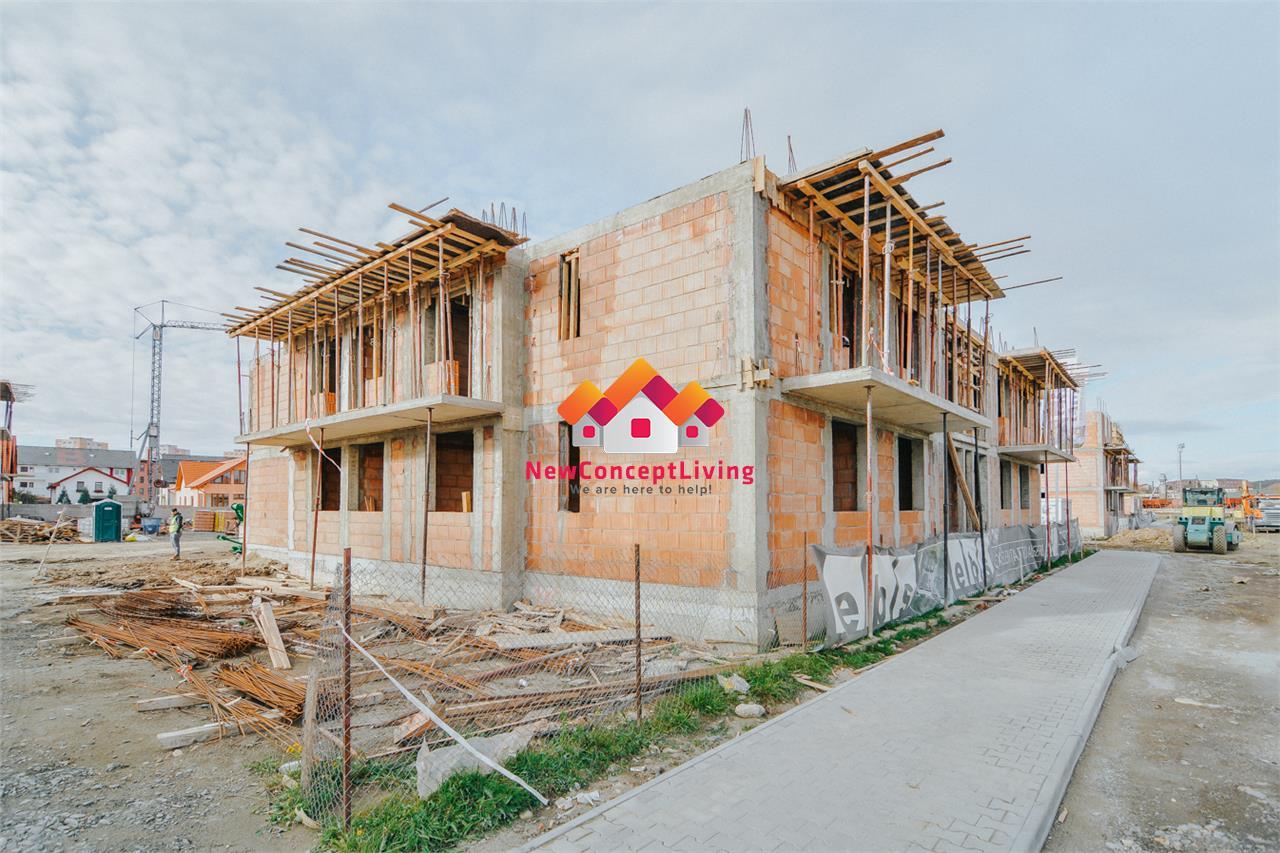 Apartament de vanzare in Sibiu-The LuckyOne-bucatarie separata