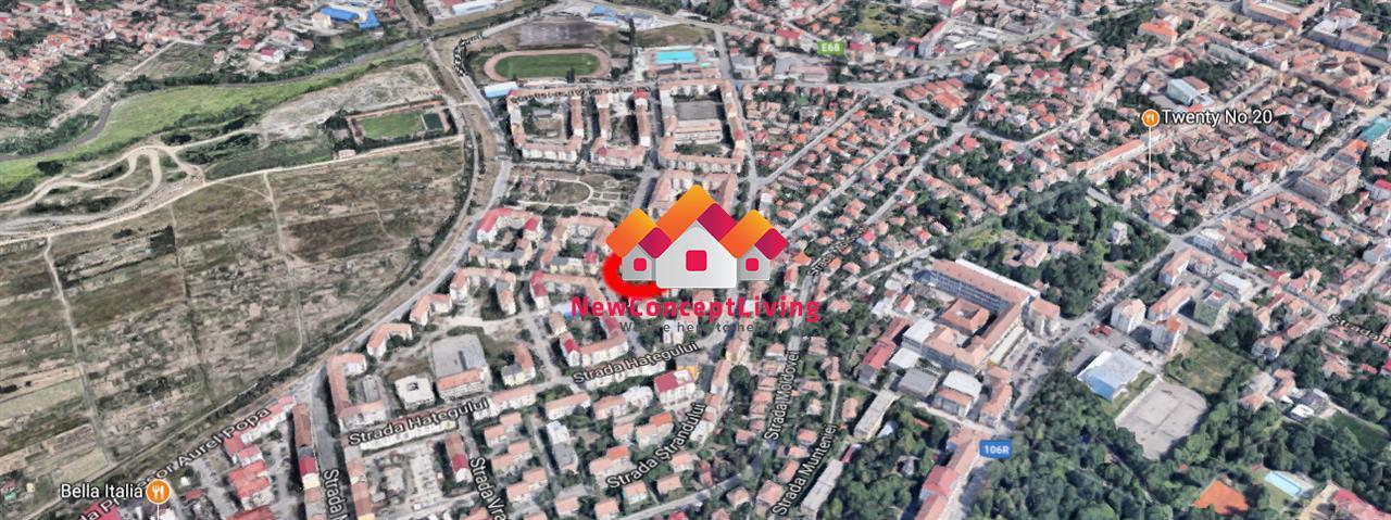 Apartament 2 camere de vanzare in Sibiu - Zona Strand