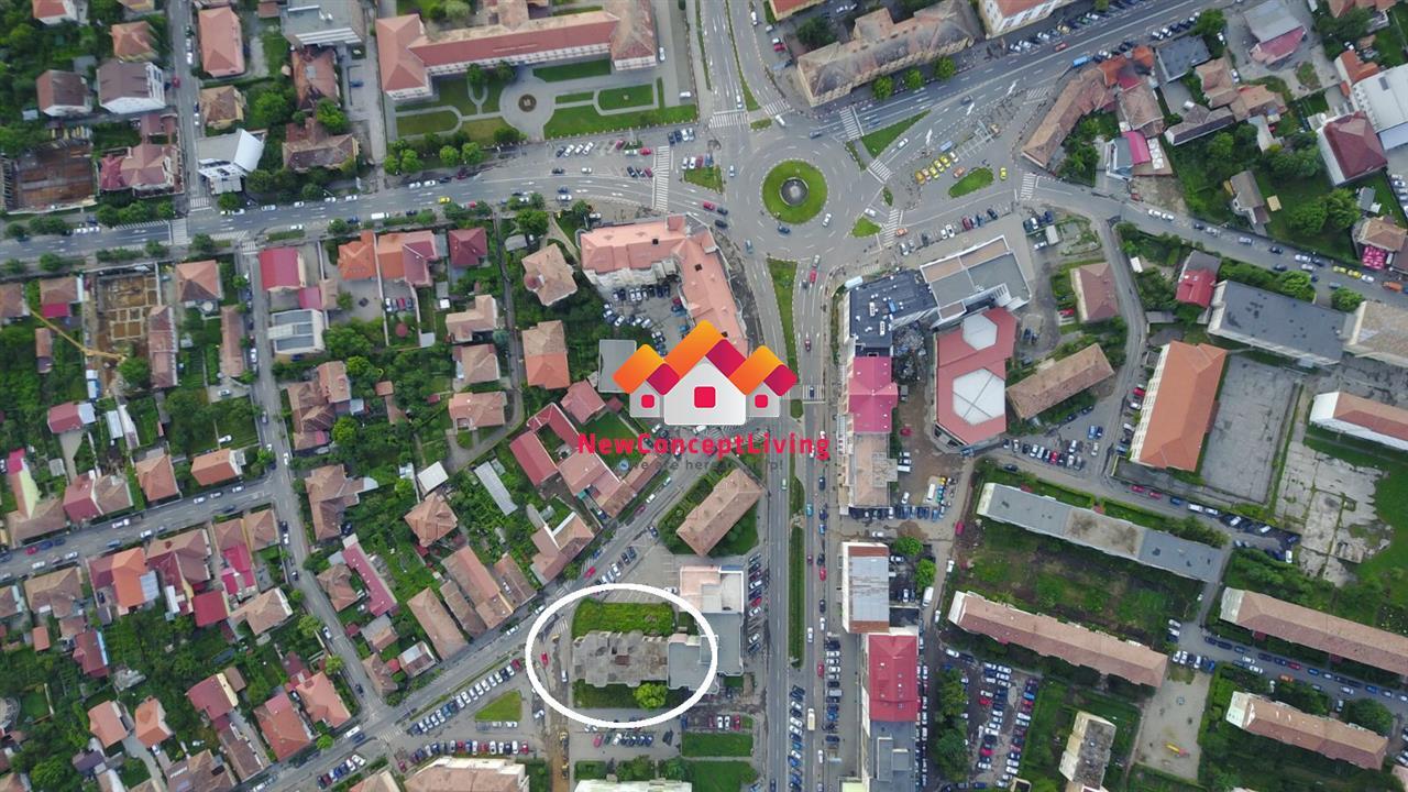 Apartament de vanzare in Sibiu- 4 camere- zona PREMIUM