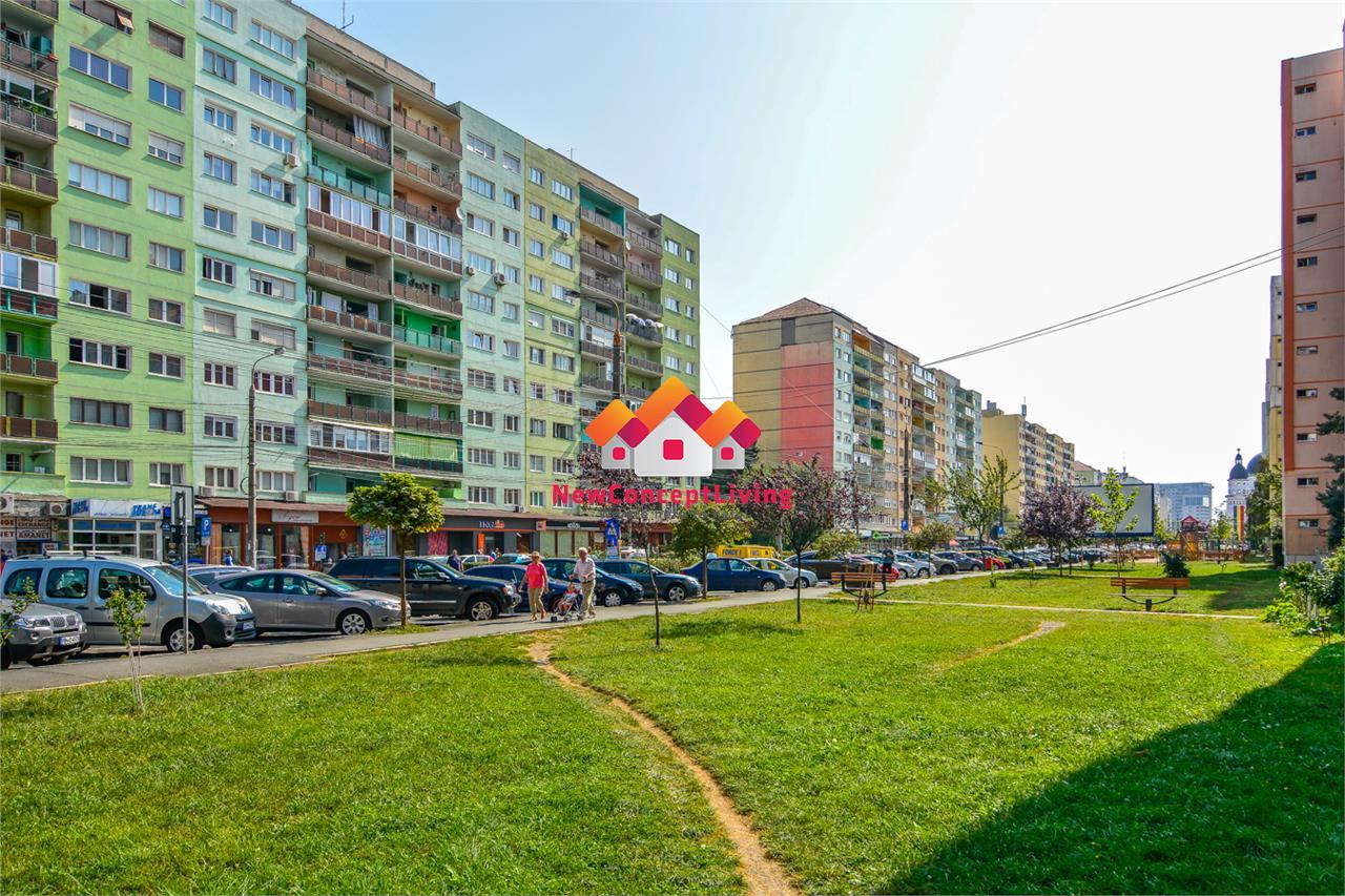 Apartament de vanzare in Sibiu - 4 camere - zona centrala