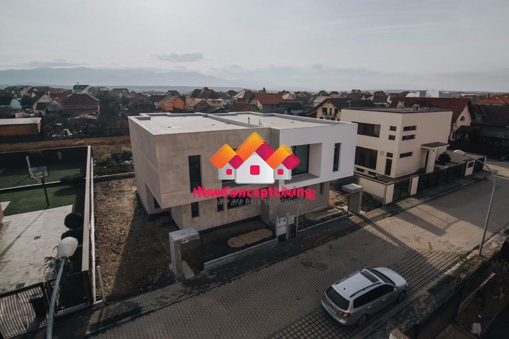 Casa de vanzare in Sibiu -Selimbar-Nicolae Brana -Calitate Superioara