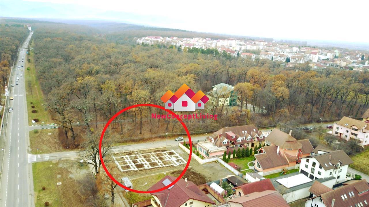 Casa de vanzare in Sibiu, de lux - zona Calea Dumbravii