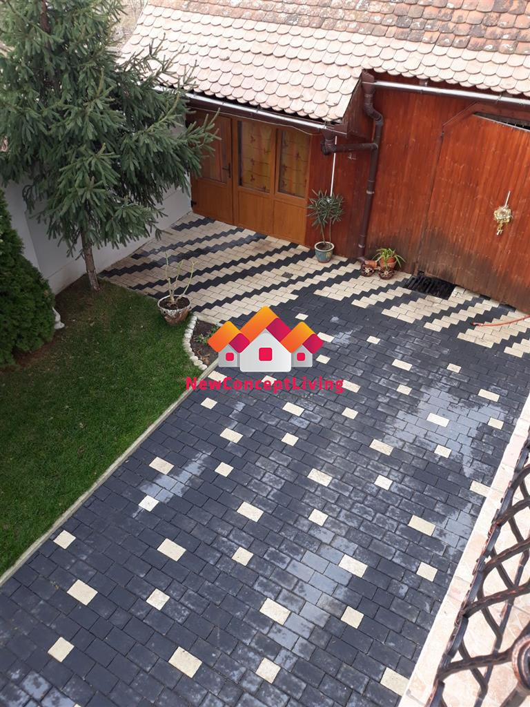 Casa 4 camere de vanzare in Sibiu - Mobilat si Utilat -Singur in Curte