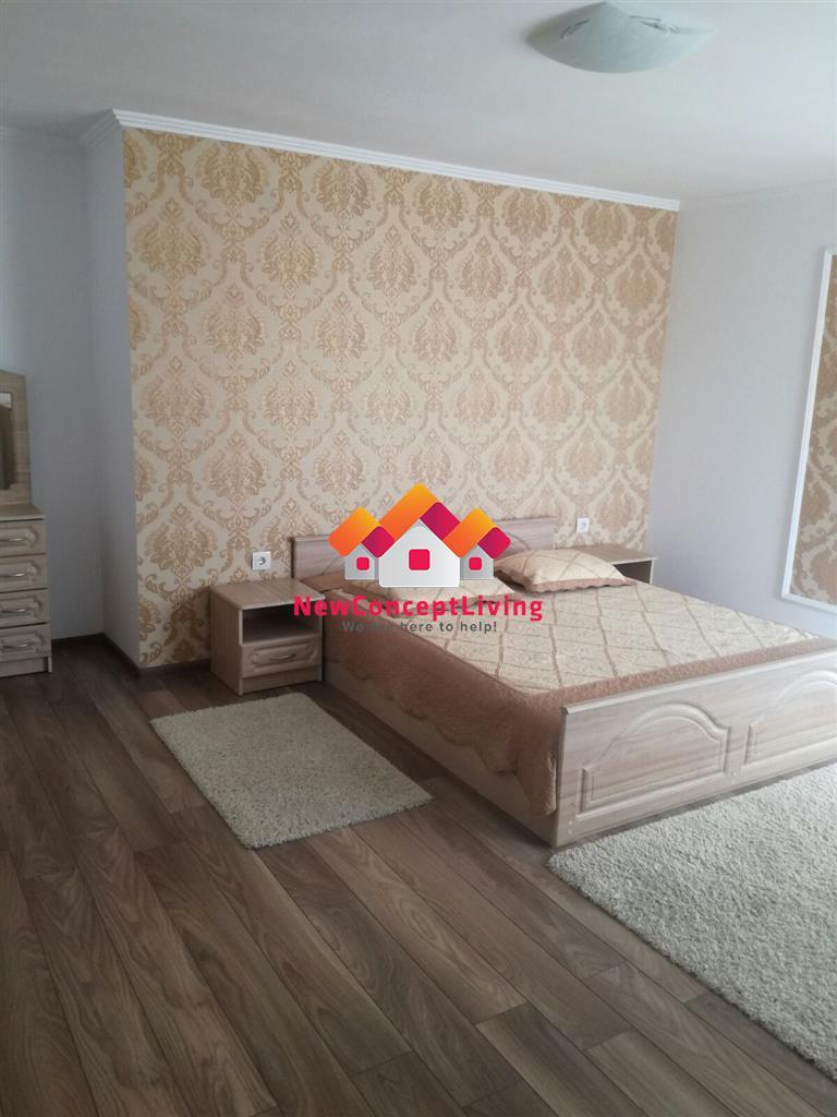 Apartament de vanzare Sibiu-la vila-3 camere -mobilat si utilat de lux