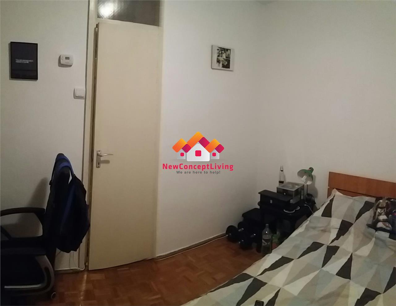 Apartament de vanzare Sibiu -INTABULAT-3 camere -zona Cedonia