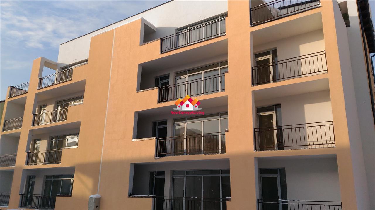 Apartament de vanzare in Sibiu cu 3 camere - 83,43 mp utili