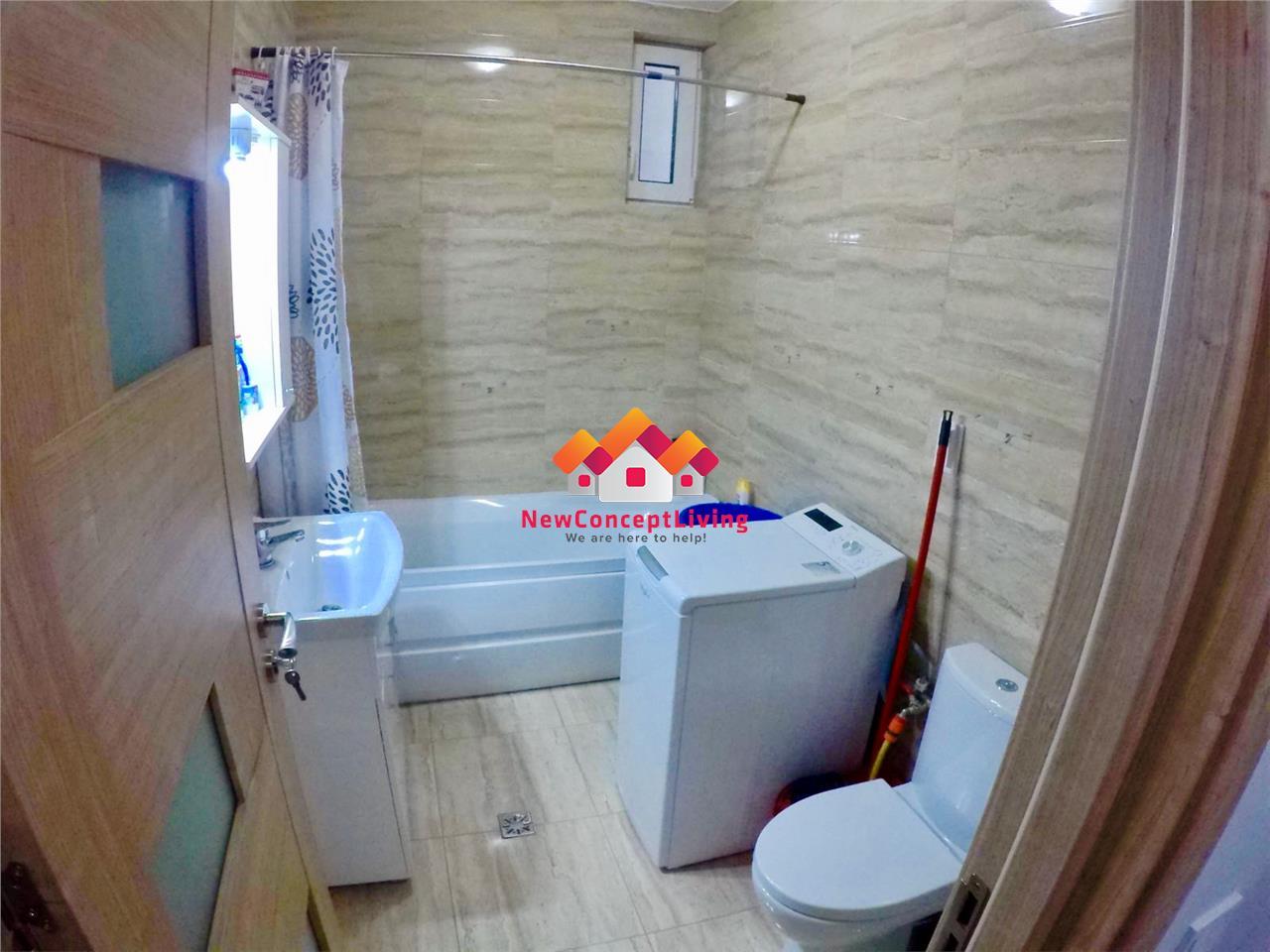 Apartament 2 camere de vanzare in Sibiu cu gradina de 40mp - la cheie