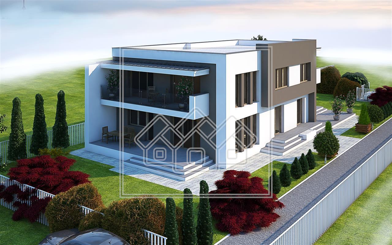 Casa de vanzare in Sibiu - Tip Duplex - Zona Superba