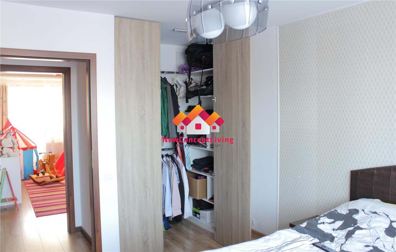 Apartament de vanzare Sibiu - 3 camere - confort si finisaje de lux