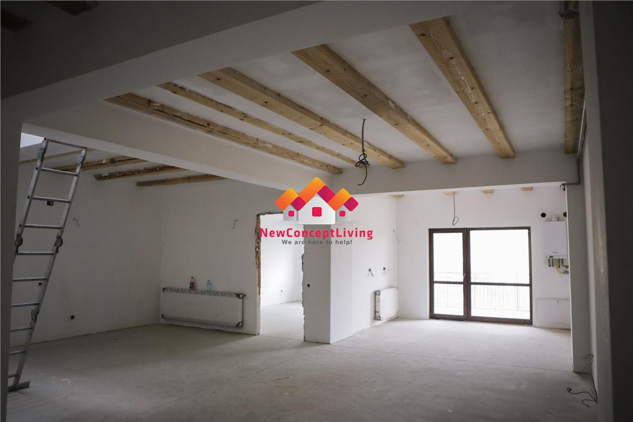Penthouse de inchiriat in Sibiu - 170 mp  - zona premium