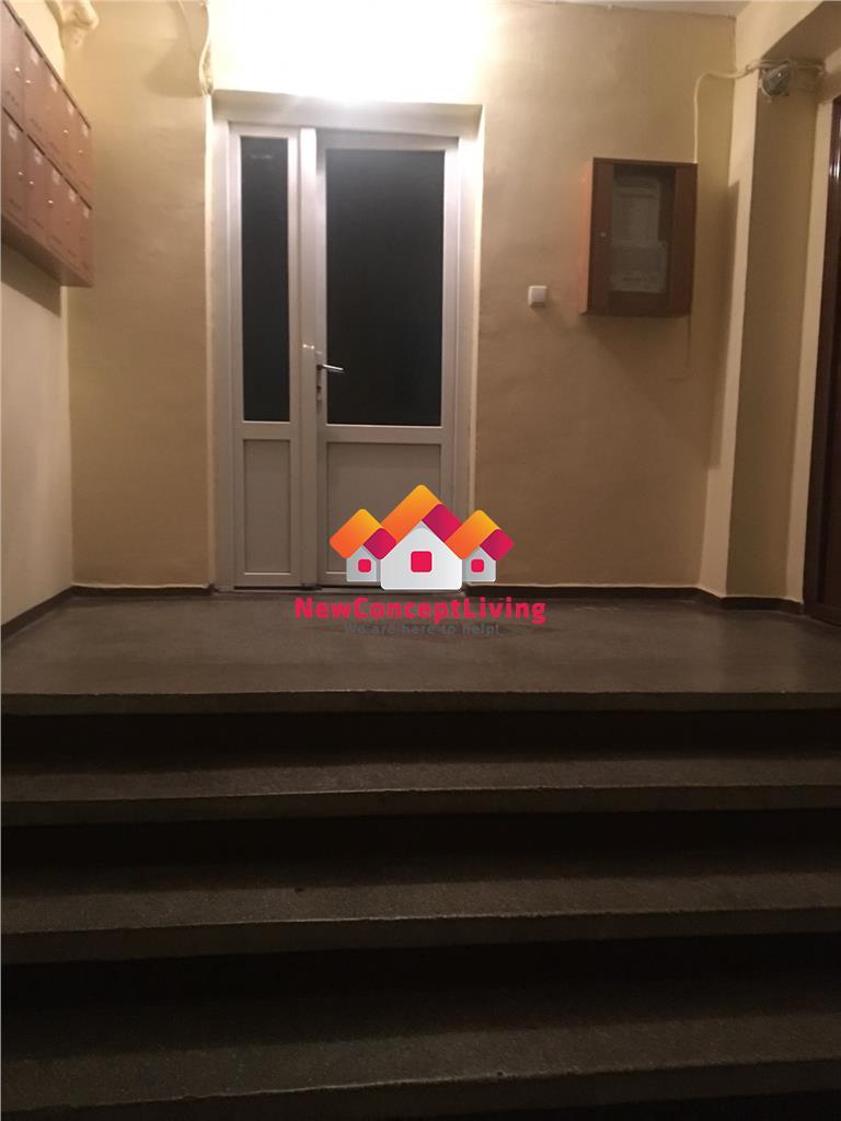 Apartament de vanzare in Sibiu, mobilat si utilat modern