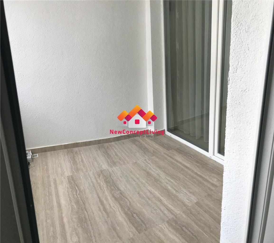 Apartament 2 camere de vanzare in Sibiu - Etaj 1 - Mobilat si Utilat