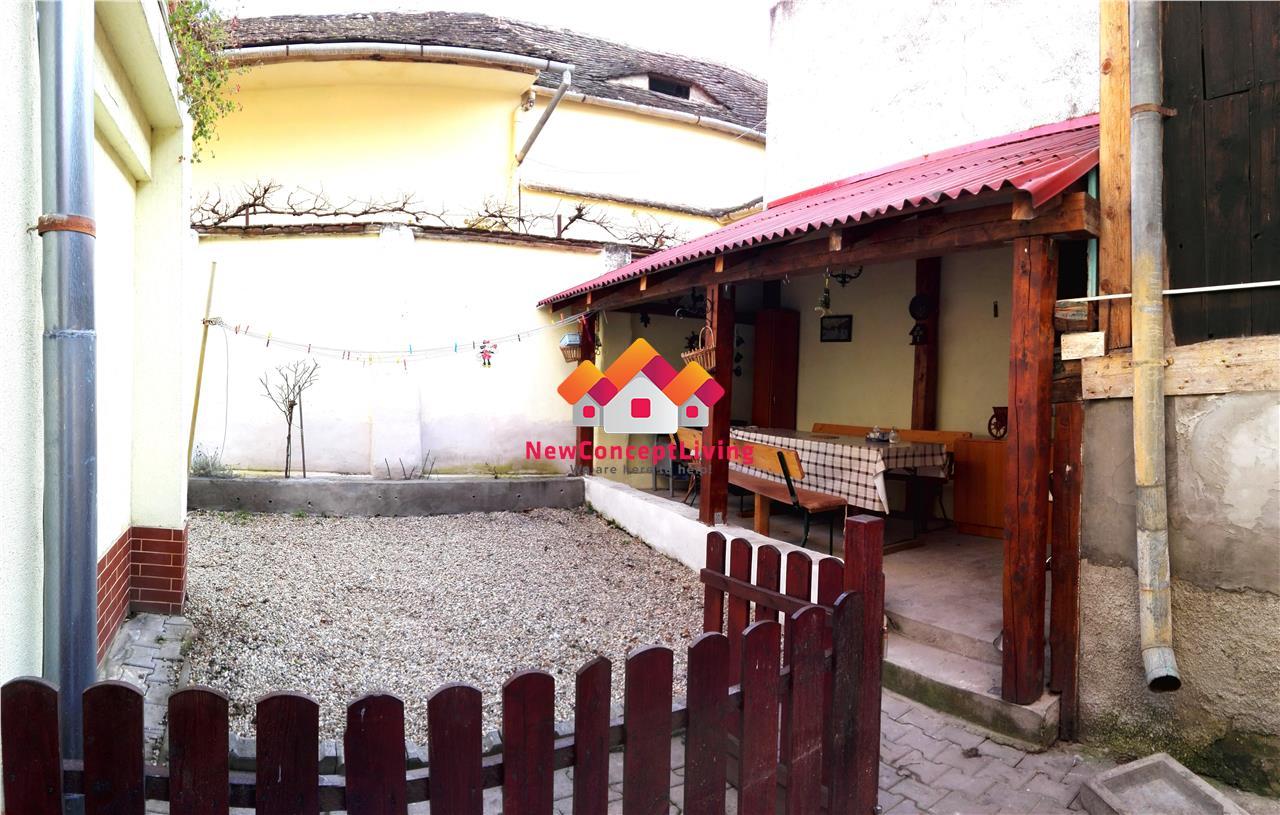 Casa de inchiriat in Sibiu, mobilata si utilata, zona centrala