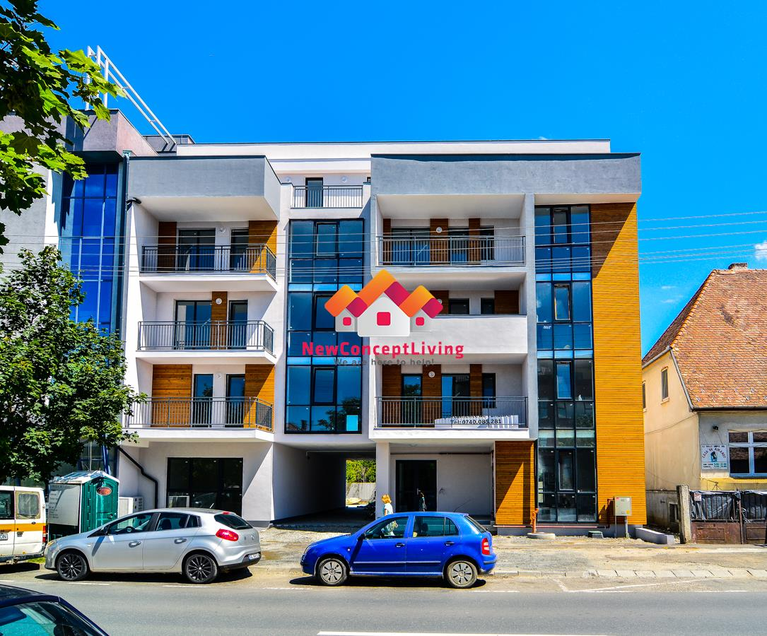 Spatiu comercial de vanzare in Sibiu - zona PREMIUM -Calea Dumbravii