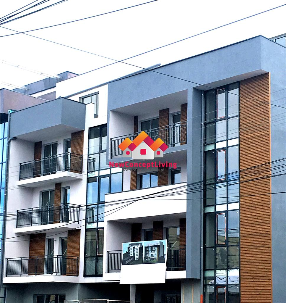 Apartament de vanzare in Sibiu- Imobil si zona LUX