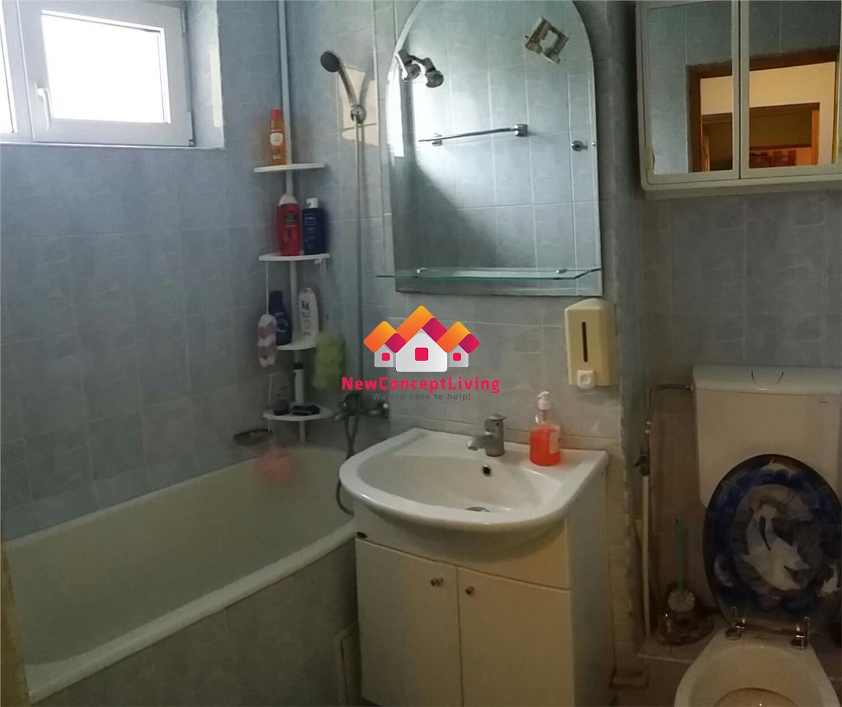 Apartament de inchiriat in Sibiu - 2 camere- zona Mihai Viteazu