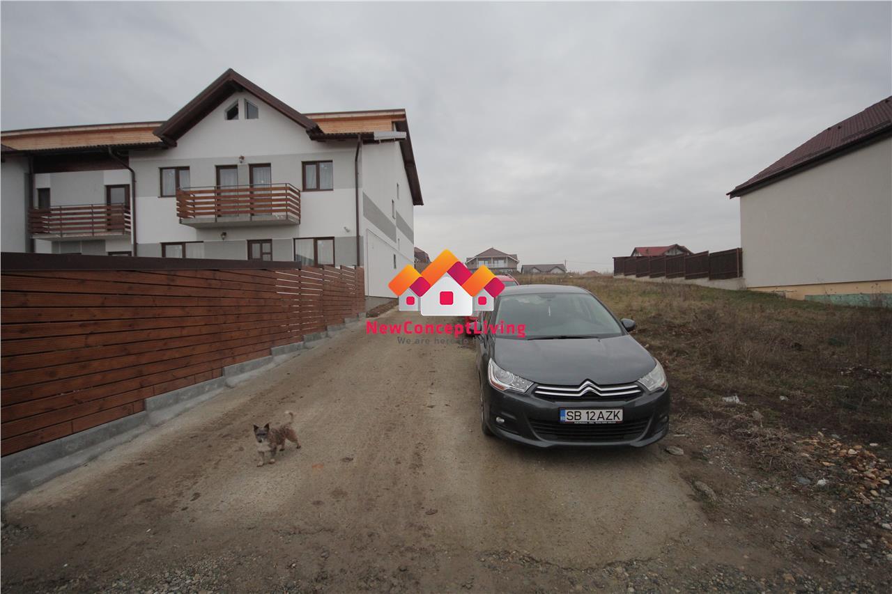 """Casa de vanzare in Sibiu – predare """"la cheie"""" + curte mare"""