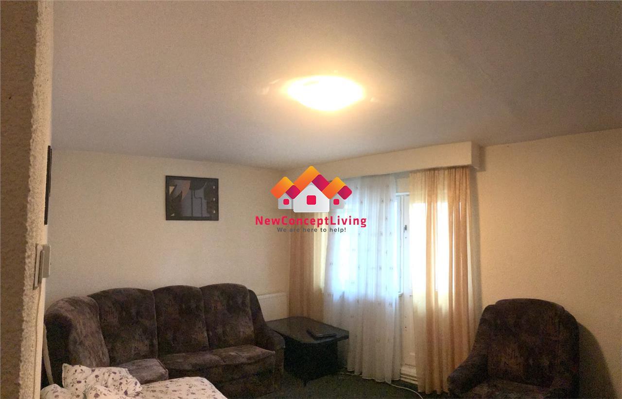 Apartament 3 camere de vanzare in Sibiu - 3 balcoane - Zona Turnisor