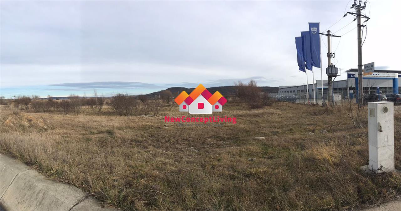 Teren de vanzare in Sibiu - 5000 mp - Zona Selimbar