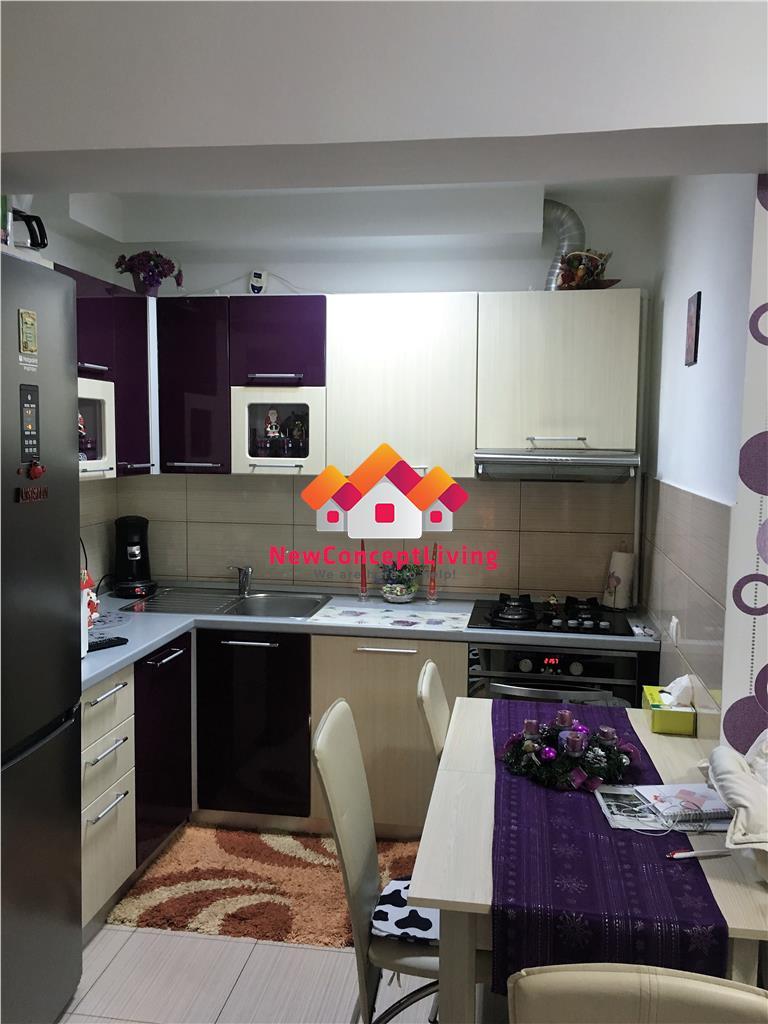 Apartament 2 camere utilat si mobilat de vanzare in Sibiu
