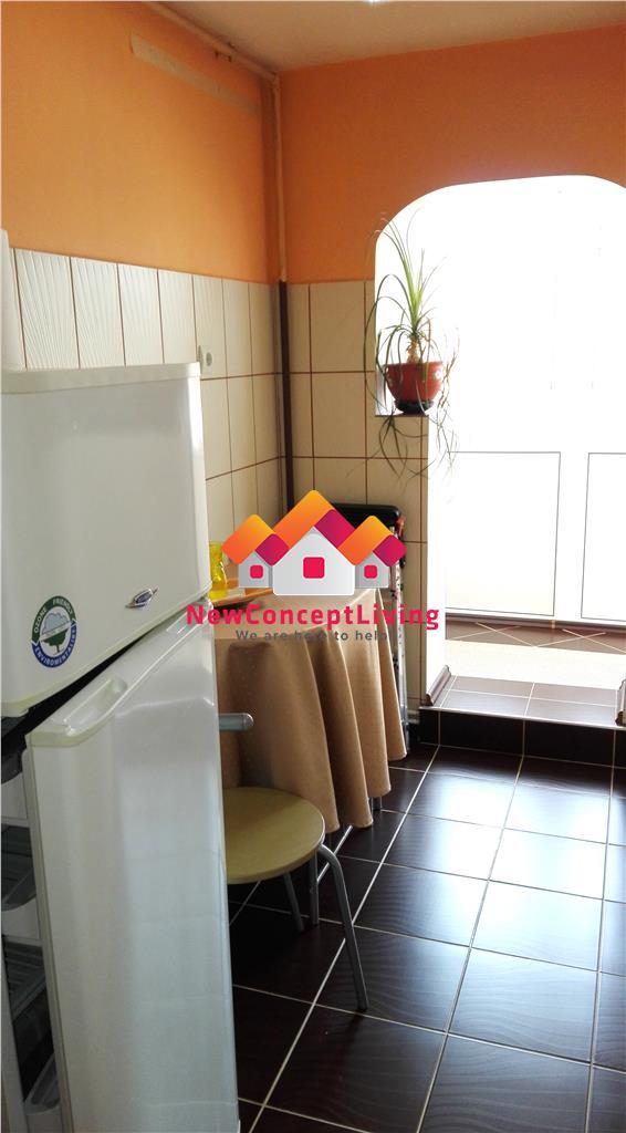 Apartament 2 camere de vanzare in Sibiu, la cheie, mobilat