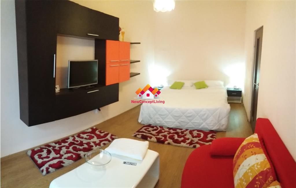 Apartament de vanzare in Sibiu- ultracentral-complet mobilat si utilat