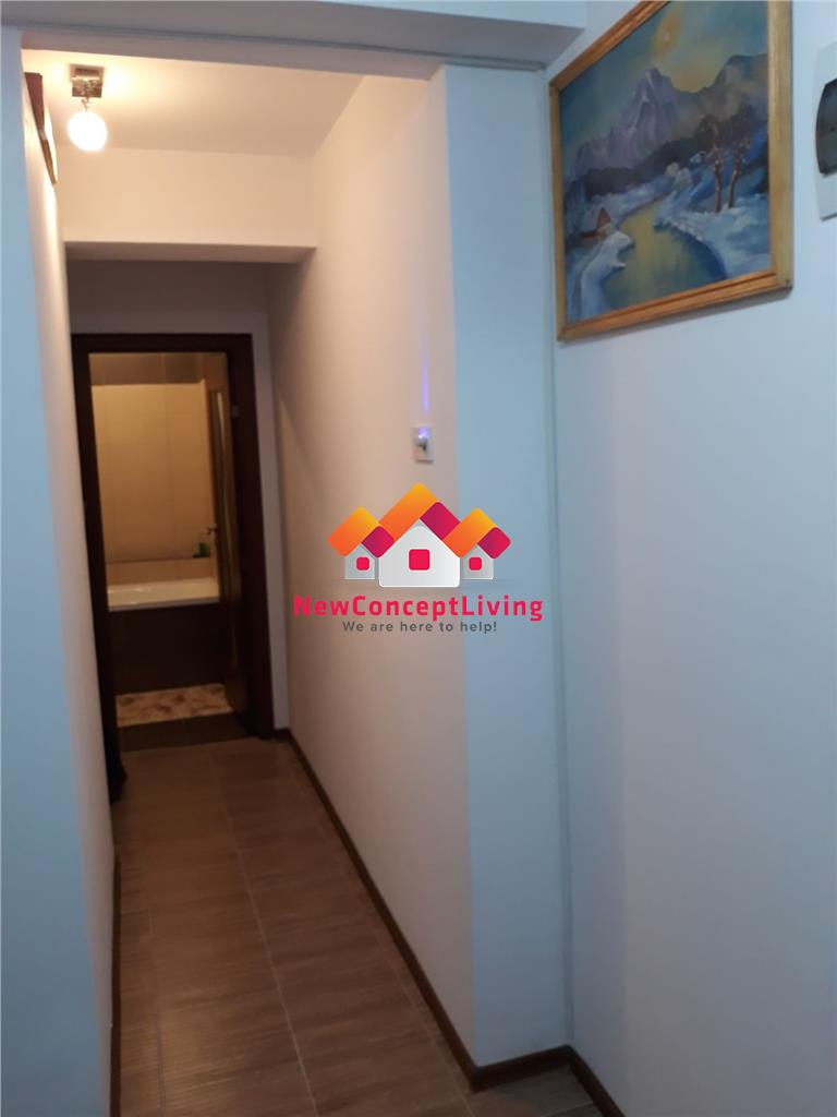 Apartament cu 1 camera - Intabulat - Mobilat - Utilat
