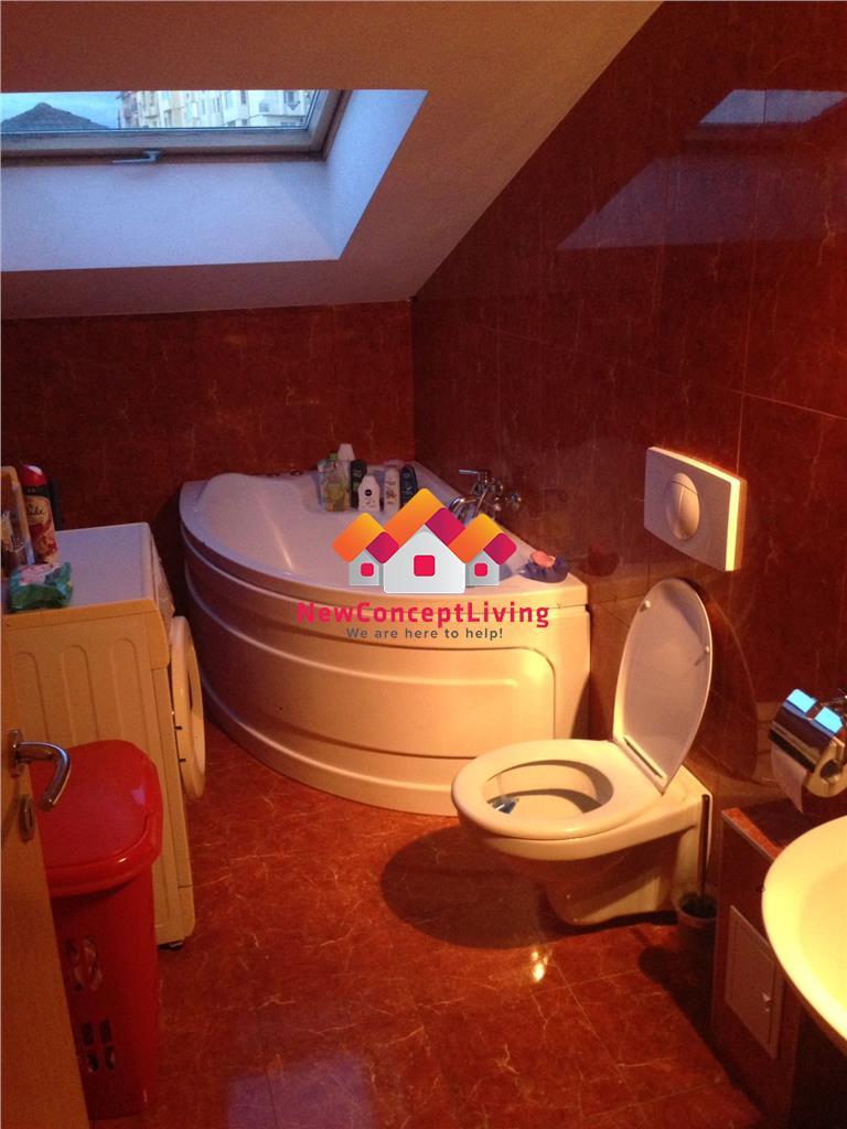 Apartament cu 2 camere in Sibiu - Terezian- Mobilat si Utilat