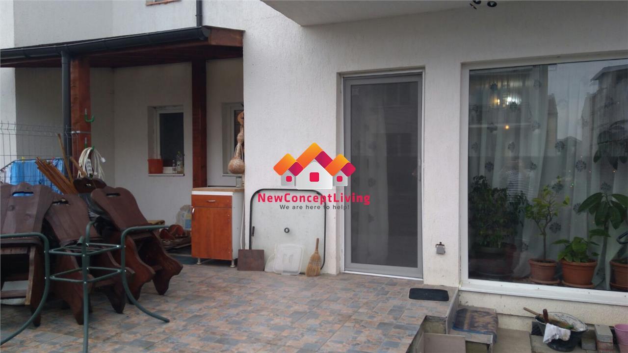 Casa de vanzare Sibiu, zona linistita, curte 150 mp