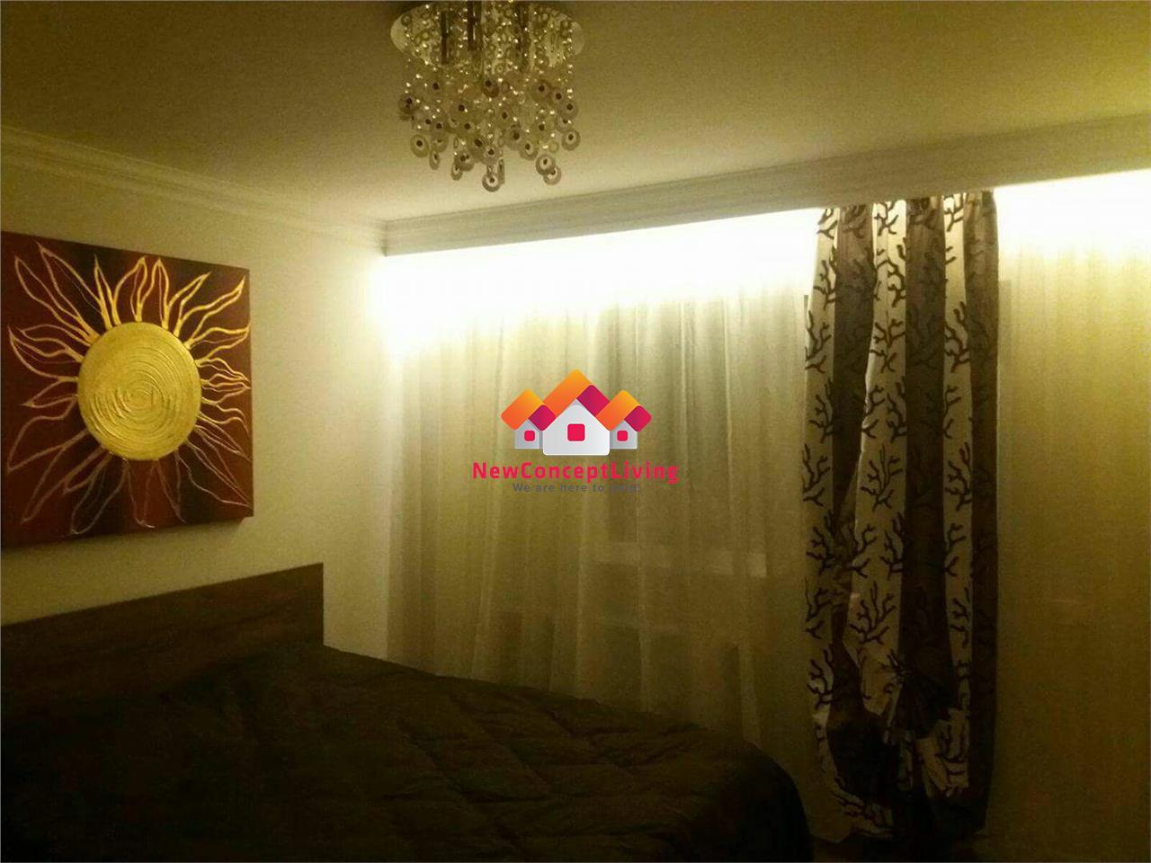 Apartament 2 camere de inchiriat in Sibiu –mobilat si utilat de lux- S