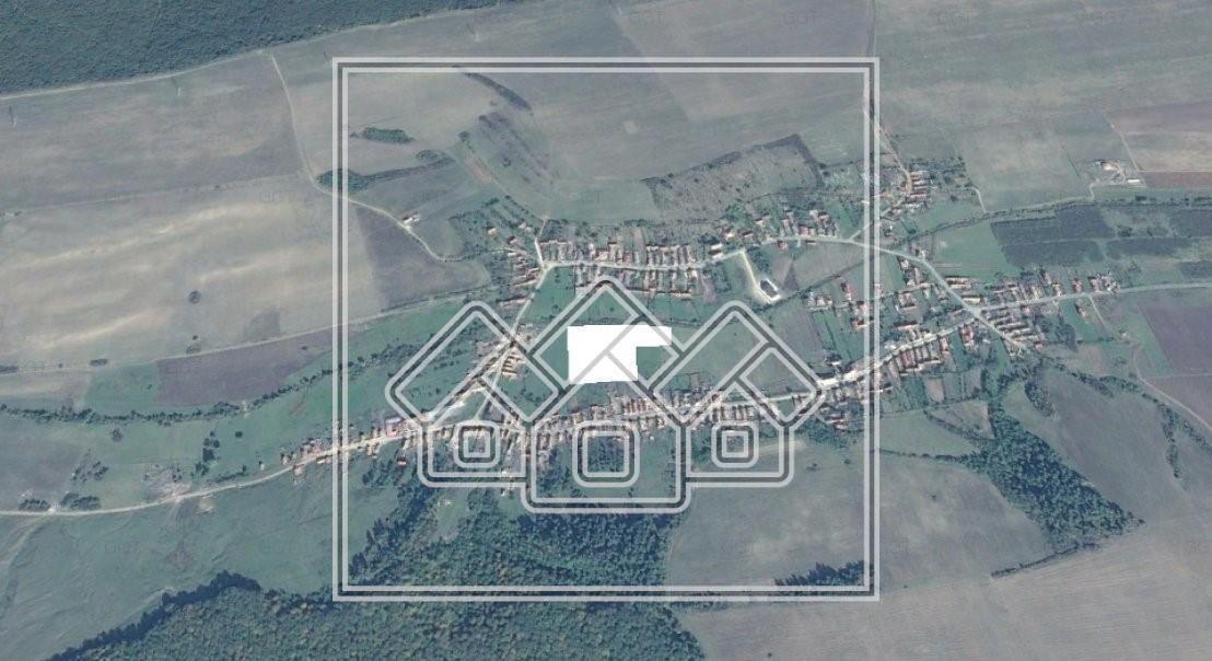 Land for sale in Sibiu, Rusciori - 1,200 sqm - parcelble