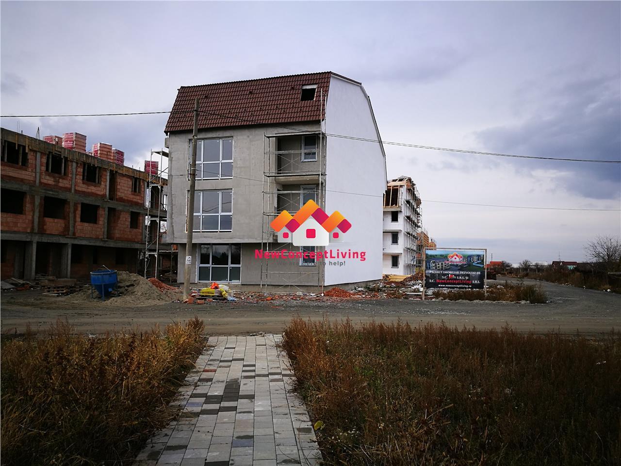 Apartament de vanzare in Sibiu - confort lux 4 camere + terasa