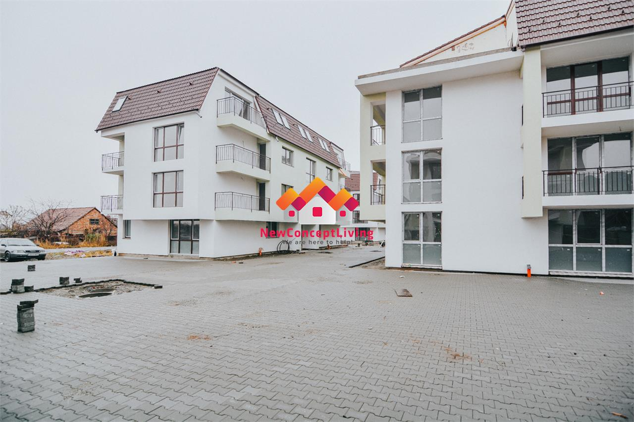 Penthouse in Sibiu - Lux 114 mp utili + terasa 32 mp