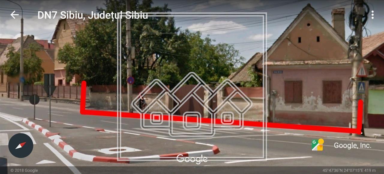 Land for sale in Sibiu - 1543 sqm