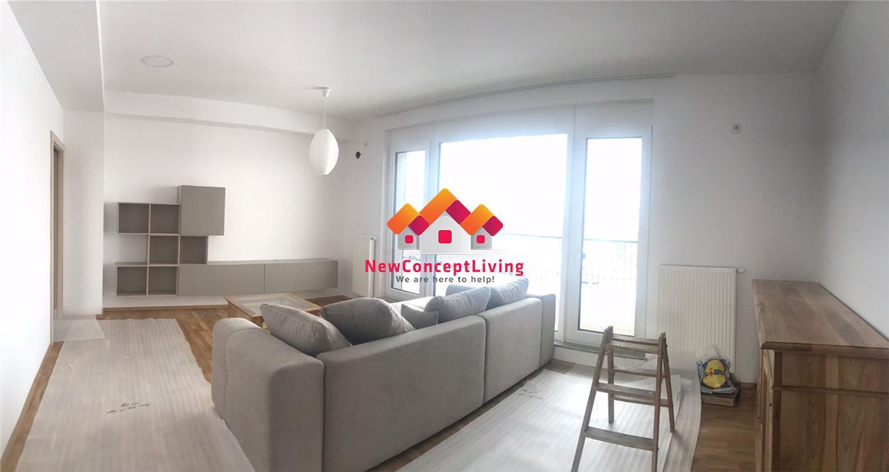 Penthouse frumos amenajat de inchiriat in Sibiu - zona Premium