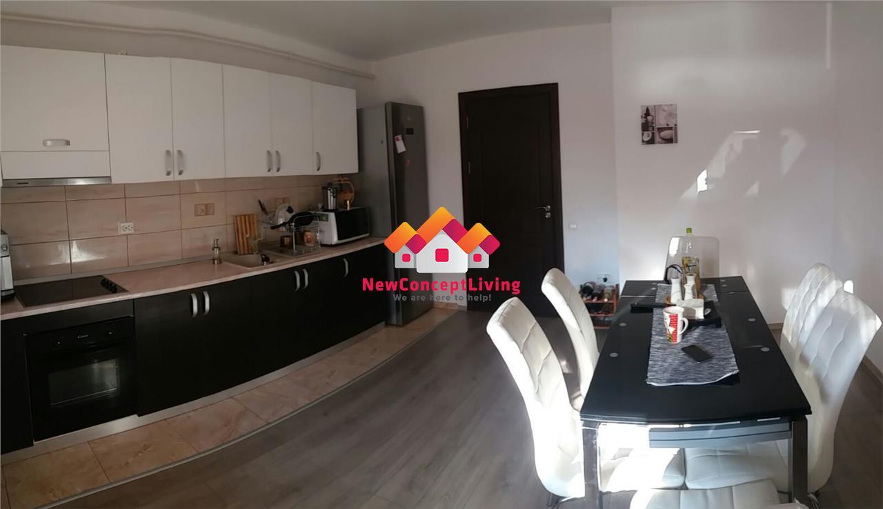 Apartament de vanzare in Sibiu -3 camere - zona P. Brana